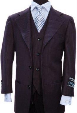 Elegant Boys Three Piece Suit (18)