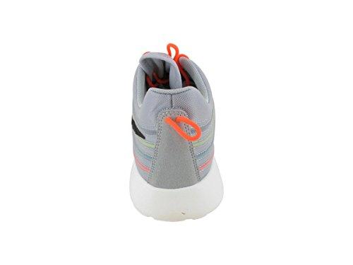 Zapatos Rosherun Dyn Fw Qs Strt Gry Sport Trainer Strt Gry/Blk/Ttl Crmsn/Cl Gry