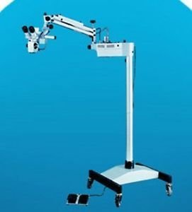 Ajanta Cold Light Surgical Microscope Complete With all Accesories Aei-I-2011 from Ajanta