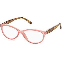 Peepers Women's Birds of Paradise 2249225 Cateye Reading Glasses, Pink, 2.25