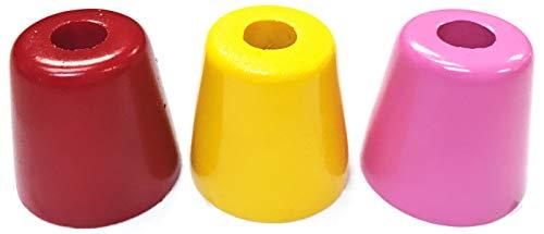 - Butt41-03 - ceramic bright colored cigarette snuffers