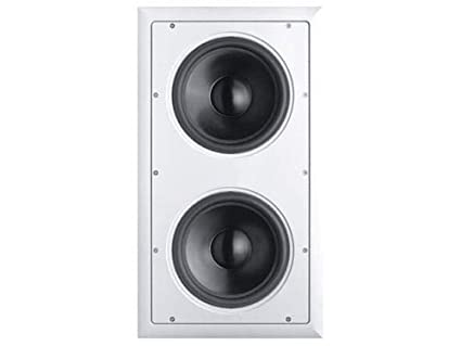 In Wall Subwoofer >> Amazon Com Audio New Audioaccess Jbl Dual 8 In Wall