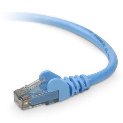 75 Cat 6 Patch Cable Blue