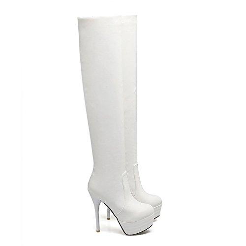 Danse Blanc Femme De Salon Abl10579 Balamasa RqXwff