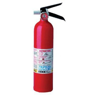 Kidde 466227-01 ABC Pro Multi-Purpose Dry Chemical Fire Extinguisher