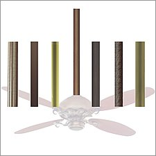 nrod - Indoor Use Only Finish: Provencal Gold, Size: 18