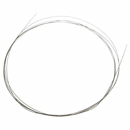 0.26mm x 1m Electroplated Diamond Wire Saw Diamond Saw Blade ...