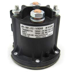Replacement For PART-609428 ASSY SOLENOID 36V HEAVY DUTY ()