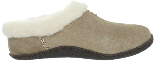 Tan British Brown Women's Low Top Nakiska Slippers Sorel ZfO0xwO
