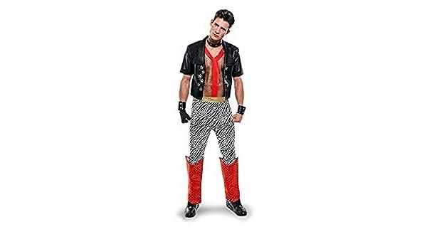 Disfraz de Punky para hombre XL: Amazon.es: Juguetes y juegos
