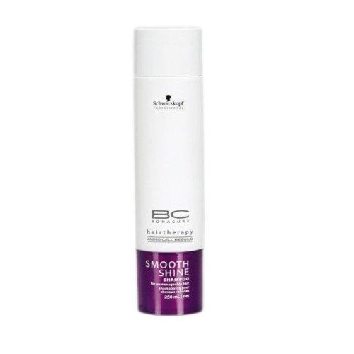 Schwarzkopf Professional BC Bonacure Smooth Shine Shampoo 250ml (Shine Shampoo Smooth Bonacure)