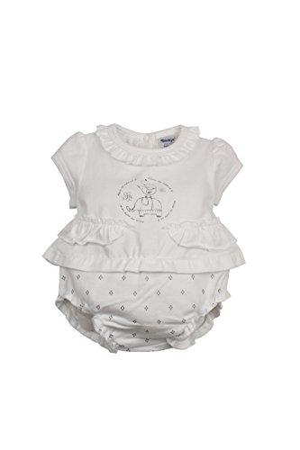 Dirkje Baby Girls Sweet Ruffled Cotton