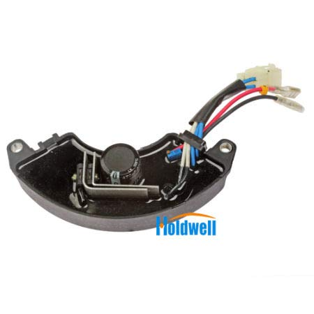 Holdwell AVR7-1E12A-0 GTDK Automatic Voltage Regulator 7kw Single Phase Generator Part 1/Carton (3 Cartons) by HOLDWELL