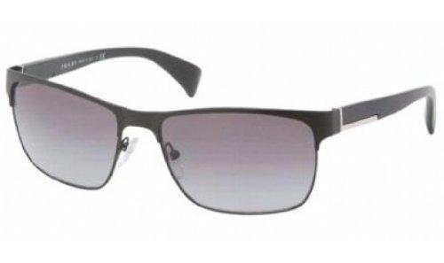 - Prada Sunglasses - PR51OS / Frame: Matte Black Lens: Grey Gradient
