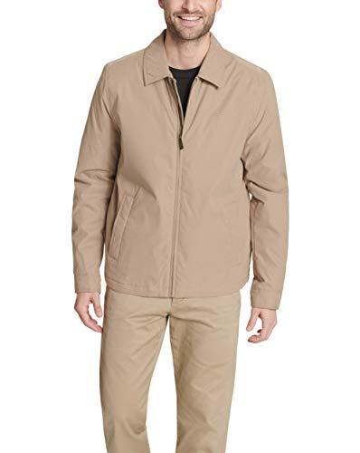 - Dockers Men's Open Bottom Golf Jacket, Khaki, Large