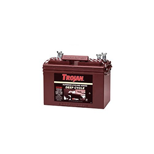 (Trojan SCS200 12V 115Ah Group 27 Superior Deep Cycle Battery FAST USA SHIP)