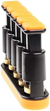 Finger Main Tension Variable Gris exerciseur Grip Trainer for Ukulele//Guitare//Basse//Piano//Saxophone//Violon//Cordes//Instrument /à Vent