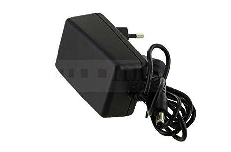 Fuente de alimentación para teclado Yamaha PSR-640: Amazon.es: Electrónica