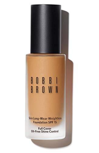 Bobbi Brown Skin Long-Wear Weightless Foundation Broad Spectrum SPF 15 – Warm Beige 3.5 – 1 fl oz 30 ml
