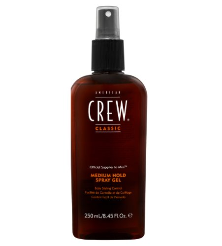 (American Crew Medium Hold Spray Gel, 8.45 Fl. Oz.)