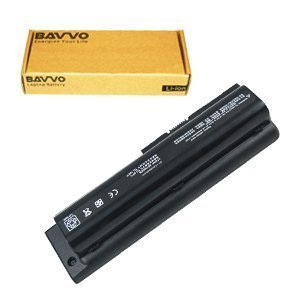Bavvo 12-cell Laptop Battery for HP Pavilion DV5-1160BR DV5-1160ED DV5-1160EG DV5-1160EH DV5-1160EI
