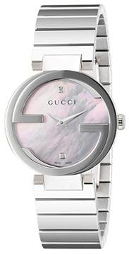 Gucci Interlocking Ladies Watch YA133505, used for sale  Delivered anywhere in USA