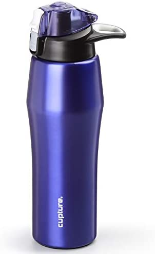 Cupture Action Bottle Handle Steel Vacuum Insulated