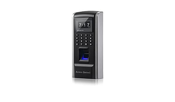 Amazon.com : Biométricos huella dactilar y contraseña y RFID ...