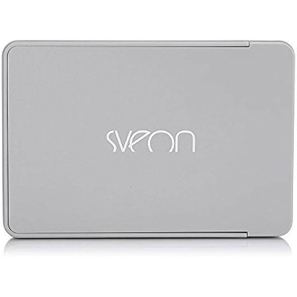 Sveon STG064_02 - Caja externa de plástico para discos duros de 2,5