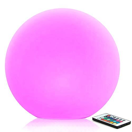 Globe Led Light Accent