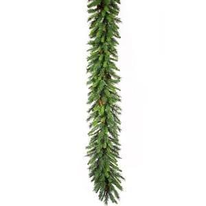 Vickerman 240 Tip Cheyenne Pine Garland Unlit, 9-Feet by 12-Inch