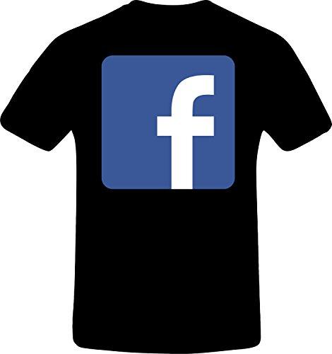 facebook-best-quality-custom-tshirt-m-black