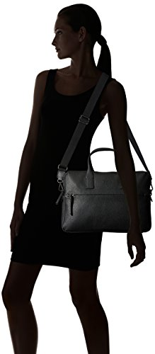 90000 Shoulder Schwarz SP ECCO Bag Women's Slim Ecco Black 5q8xI0SI