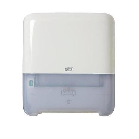 Tork Matic H1 toalla de mano dispensador de papel blanco, 551000 113208: Amazon.es: Oficina y papelería