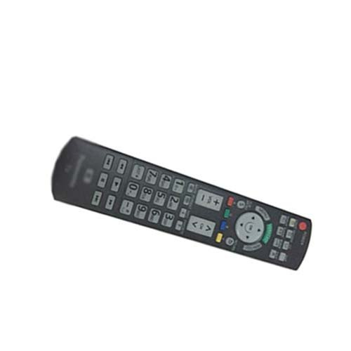 Replacement Remote Control Fit For Panasonic TH-37PWD8GS TH-42PWD8GK TH-50PZ750U TH-42PM50U Viera LCD LED PLASMA HDTV - Bag Viera