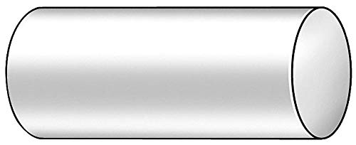 Alloy Steel Rod Stock, 1'' Dia. X 1 Ft L, Unpolished Finish - pack of 5