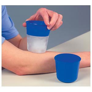 Fabrication Ent, Inc. (a) Cryocup Ice Massage Tool