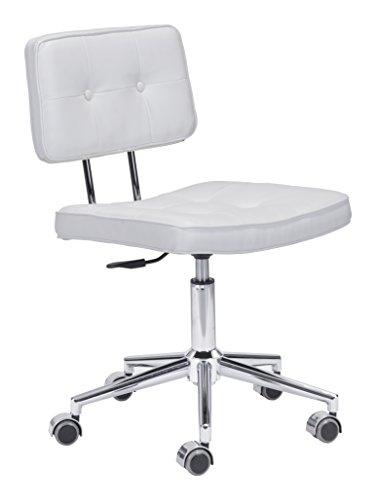 Zuo Modern Series Office Chair  White
