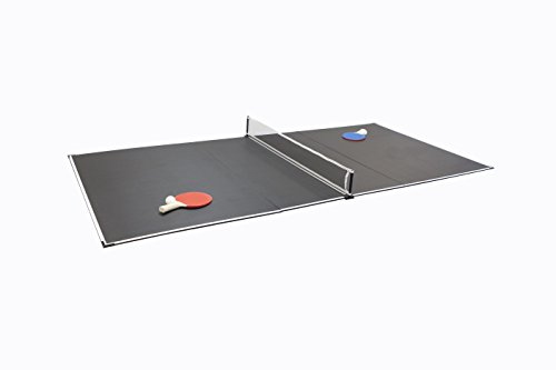 Sport Squad Portable Table Tennis Conversion Top with 4-in-1 Game by Sport Squad