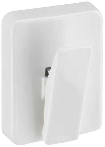 Stanley Hardware 75-2018 CD8510 Self-Adhesive Clips, Whit...