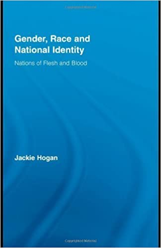 Gender, Race and National Identity: Nations of Flesh and Blood (Routledge Research in Gender and Society) by Jackie Hogan (2008-08-05)