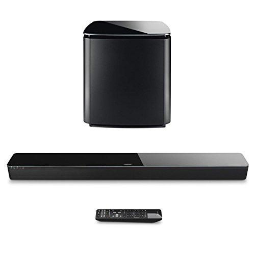 Bose SoundTouch 300 Soundbar Bundle with Acoustimass 300