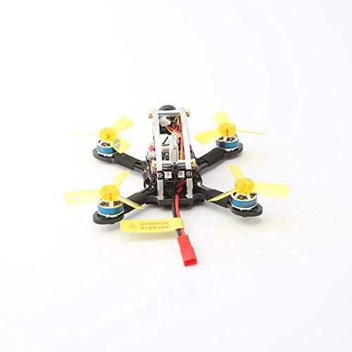 Wikiwand LDARC Flyegg V2 5.8G Brushless OSD Cam DSM2 RX Mini FPV RC Racing Drone PNP by Wikiwand (Image #4)