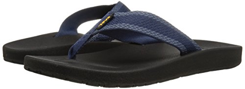 Pictures of Teva Men's M Azure Flip Sandal Feliz Navy 10 M US 1015125 4