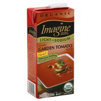 Imagine Organic Soup, Creamy Garden Tomato, Light in Sodium, 32 Fl. Oz. (Pack of 4)