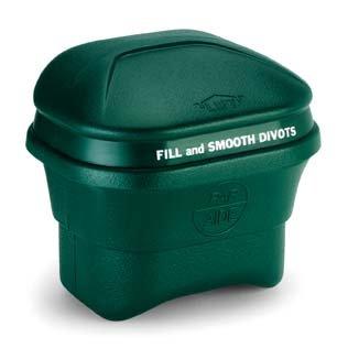 Par Aide 4 Gallon Divot Mate Divot Mix Container (No Stand) ()