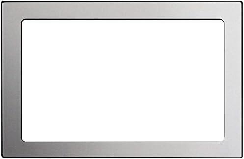 Fagor ME4-23 X - Kit marco de encastre para Microondas, Acero Inoxidable