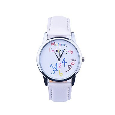 514a5027c775 Reloj rústico para las mujeres de los hombres