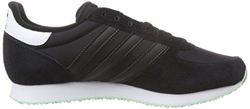 Negbas Top Negbas Damen Blanco Racer Schwarz Ftwbla für Low Sneakers Zx adidas wv4xqzTta
