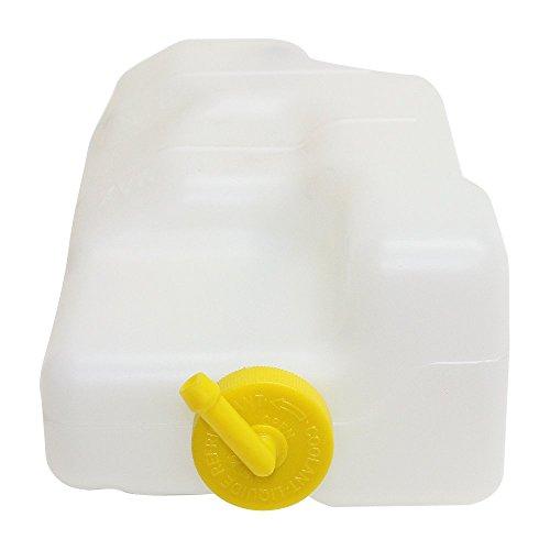 Coolant Reservoir Expansion Tank compatible with Integra 94-01 W/Cap Plastic